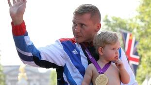 David Weir Paralympics
