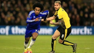 Report: Watford hold on to take point against Chelsea
