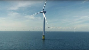 Green energy on horizon as UK's biggest windfarm given go-ahead