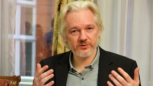 Julian Assange: I will leave embassy and surrender to police if I lose UN ruling