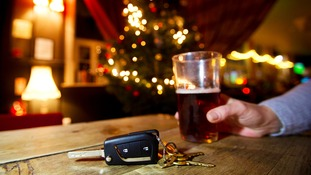 The campaign targets drink drivers