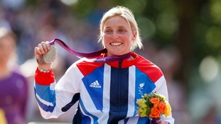 Shelly Woods wins Silver on final day of Paralympics