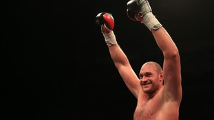 Tyson Fury reveals offer to fight Klitschko on a yacht