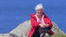 Police confirm body found is missing Sally Allan