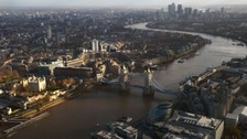 Plans unveiled for two major tunnels under River Thames
