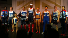 Adidas Official Sportswear Provider of Team GB and Paralympics GB today proudly presented the ground-breaking team kit