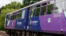 Carlisle-Newcastle rail line set to re-open on Monday
