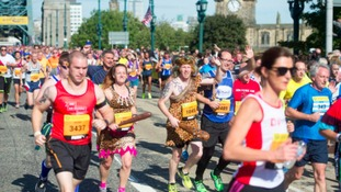 Last chance to take part in the 2016 Great North Run