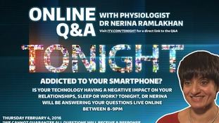 Addicted to Your Smart Phone - Facebook Q&A