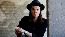 British singer-songwriter James Bay released his first single in 2014