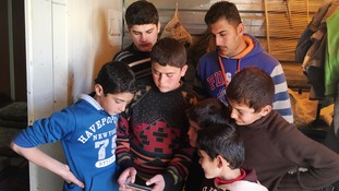 Syrian Seven: Young brothers look to the future after fleeing the conflict