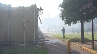 Fire service completes investigation into school blaze