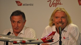 Virgin Atlantic CEO Steve Ridgway