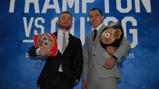 Quigg v Frampton weigh-in tickets available on Friday