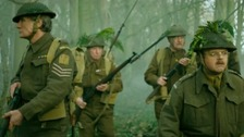 The new Dad's Army film, which gets its local premiere tonight.
