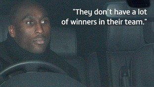 Spurs 'lack winners' says former Tottenham and Arsenal defender Sol Campbell