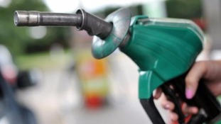 Where can you buy the cheapest litre of unleaded in the Midlands?