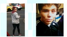Search for missing Rotherham teenagers