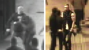 Police would like to identify these two men