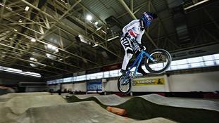 pic of bmx rider