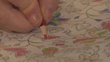 How adult colouring is bringing people together