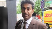 Cardiologist Raj Mattu
