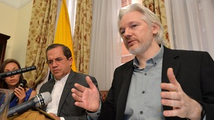 WikiLeaks founder Julian Assange has called on the UK and Sweden to accept the UN ruling and allow him to walk free form the Ecuadorian embassy.