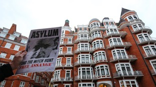 UN panel calls for Julian Assange's freedom and right to compensation