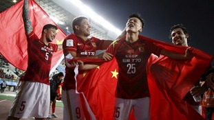 Football in China could be set for unrivalled growth as stars flock to Super League