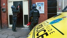 Merseyside Police has executed ten warrants