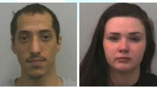 Jail for couple who helped hide Becky Watts' body
