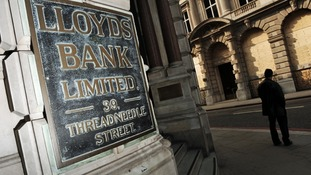Lloyds need to sell 600 bank branches