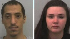 Jail for couple who 'unwittingly' helped hide body of Becky Watts