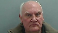 Lawrence Ireland mugshot