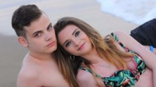 Teenager has just one wish in a life that will be cruelly cut short by cancer: To marry her childhood sweetheart