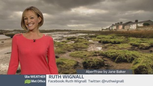Wales Weather: Warning for the weekend!