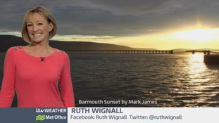 Wales Weather: Turning very wet and windy overnight!