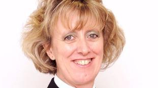Former Chief Constable Sue Sim (Northumbria Police)