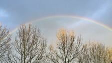 Rainbow photo thanks to Suzie Coulburn