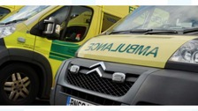 West Midlands Ambulance Service were called to the A38 in Rubery shortly before 5.05am today.