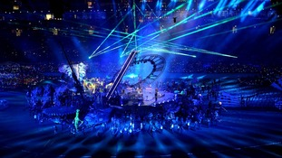 Coldplay Paralympics