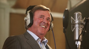 Sir Terry Wogan at Abbey Road studios in London, 2009