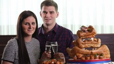 Couple set for 'most northern wedding ever' with Yorkshire pudding cake