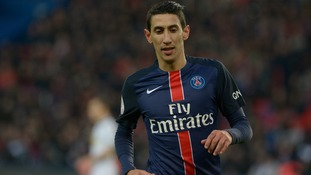 Di Maria trying to forget 'sad' Man United experience