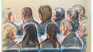 The jury.