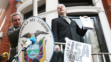 Julian Assange: United Nations ruling is 'legally binding'