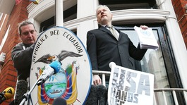 Julian Assange: UN ruling is 'legally binding'