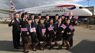 BA lifts ban on female cabin crew wearing trousers
