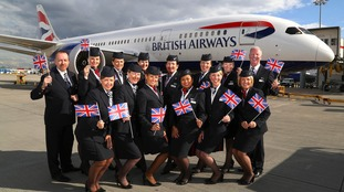 Female cabin crew will now have the choice to wear trousers.
