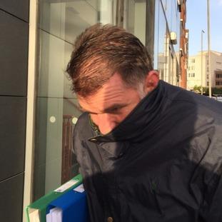 Jailed: David Gibson